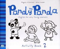 Pandy the Panda: Activity Book 2