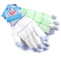 Перчатки для садовых работ текстильные (1 пара; арт. PR4003)