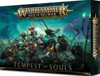 Warhammer Age of Sigmar. Tempest of Souls (80-19-60)