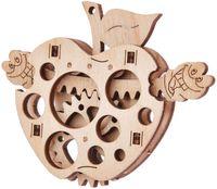 """Сборная деревянная модель """"Вудик. Яблоко"""""""