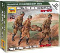 """Набор миниатюр """"Советские санитары 1941-1942 гг."""" (масштаб: 1/72)"""