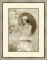 """Вышивка крестом """"Старая фотография. Ривьера"""" (арт. 1434)"""