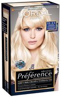"""Краска для волос """"Preference"""" (тон: 11.13, бежевый ультраблонд)"""