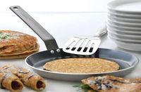 Сковорода-блинница алюминиевая (26 см)