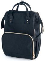 """Рюкзак для мамы """"Lady Mum"""" (чёрный)"""