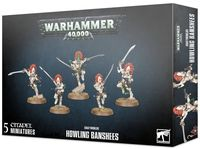 Warhammer 40.000. Craftworlds. Howling Banshees (46-45)