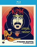 Frank Zappa & The Mothers. Roxy. The Movie (Blu-Ray)