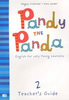 Pandy the Panda: Teacher's Guide 2 (+CD)