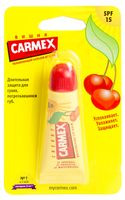 "Бальзам для губ ""Carmex Lip Balm Cherry"", тон: прозрачный"
