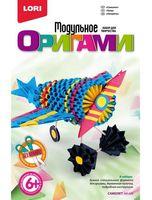 """Оригами модульное """"Самолет"""""""