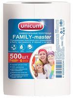 "Бумажные полотенца ""Family-Master"" (1 рулон; белые)"