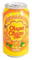 """Напиток газированный """"Chupa Chups. Апельсин"""" (345 мл)"""