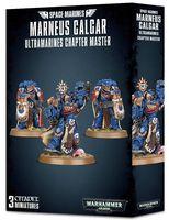 Warhammer 40.000. Space Marines. Marneus Calgar, Ultramarines Chapter Master (48-40)
