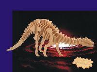 """Сборная деревянная модель """"Апатозавр"""""""