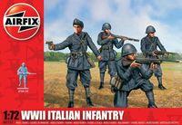 """Набор миниатюр """"Итальянская пехота WW.II"""" (масштаб: 1/72)"""