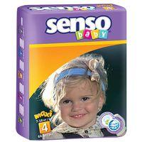 "Подгузники ""Senso baby. Maxi"" (7-18 кг, 66 шт)"