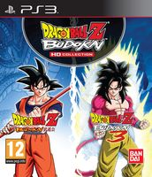 Dragon Ball Z: Budokai – HD Collection (PS3)