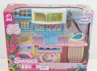 """Игровой набор """"Кухня"""" (со световыми и звуковыми эффектами; арт. 961880-2802S)"""