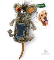 """Игрушка для собак с пищалкой """"Мышь"""" (33 см)"""