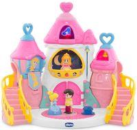 """Дом для кукол """"Волшебный замок принцесс Disney"""" (со световыми и звуковыми эффектами)"""