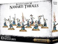 Warhammer Age of Sigmar. Idoneth Deepkin. Namarti Thralls (87-29)