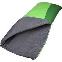 """Спальный мешок """"Veil 120"""" Primaloft (200x80 см; зелёно-лаймовый)"""