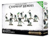Warhammer Age of Sigmar. Nighthaunt. Chainrasp Hordes (71-14)