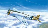 "Истребитель-бомбардировщик ""P-47 N Thunderbolt"" (масштаб: 1/72)"
