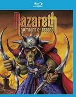 Nazareth. No Means of Escape (Blu-Ray)