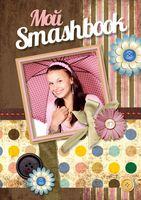Мой Smashbook. Девочка с зонтиком