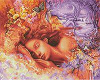 """Алмазная вышивка-мозаика """"Сладкие сны"""""""
