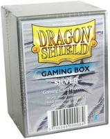 """Коробочка для карт """"Dragon Shield"""" (100 карт; серебряная)"""