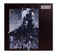 "Календарь настенный перекидной на 2020 год ""Бэтмен"" (30х30 см)"