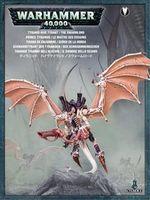 """Миниатюра """"Warhammer 40.000. Tyranid Hive Tyrant / The Swarmlord"""" (51-08)"""