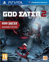 God Eater 2. Rage Burst (PSV)