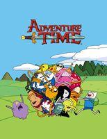 """Блокнот """"Adventure Time"""" (162x210 мм)"""