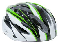 "Шлем защитный ""Carbon"" (зеленый)"