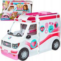 """Игровой набор """"Barbie. Скорая помощь"""" (со звуковыми и световыми эффектами)"""
