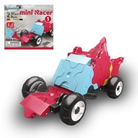 "Конструктор ""LaQ. Mini Racer Red"" (37 деталей)"
