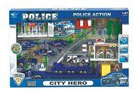 """Игровой набор """"Полиция"""" (арт. И-4693)"""
