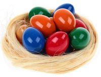 """Счетный материал """"Яйца в гнезде"""" (12 шт.)"""