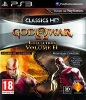 "God of War Collection 2: ""Chains of Olympus"" и ""Призрак Спарты"" (PS3)"