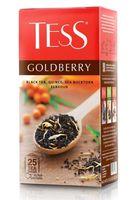 """Чай черный """"Tess. Goldberry"""" (25 пакетиков)"""