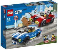 """LEGO City """"Арест на шоссе"""""""