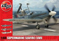"Истребитель ""Supermarine Seafire F.XVII"" (масштаб: 1/48)"
