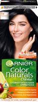 """Крем-краска для волос """"Color Naturals"""" (тон: 1+, ультрачерный)"""