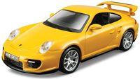 "Модель машины ""Bburago. Porsche 911 GT2"" (масштаб: 1/32)"