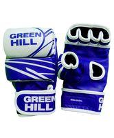 Перчатки MMA-0055L (S; сине-белые)