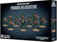 Warhammer 40.000. Dark Angels. Primaris Hellblasters (44-73)