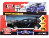 """Модель машины """"Ford Focus"""" (арт. SB-17-81-FF1-WB)"""
